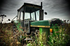 John Deere mezőgazdasági gép