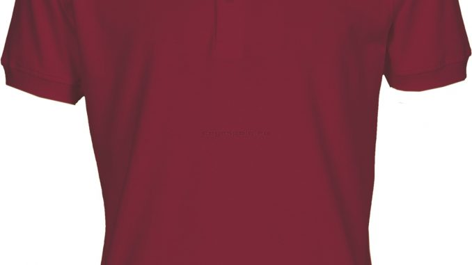 Egyszerű galléros póló