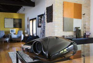 Házimozi projektor